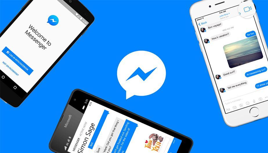 sala mensajes facebook