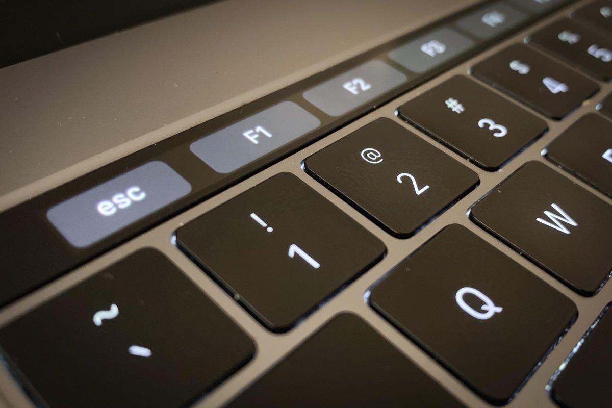 Atajos de teclado Mac 1