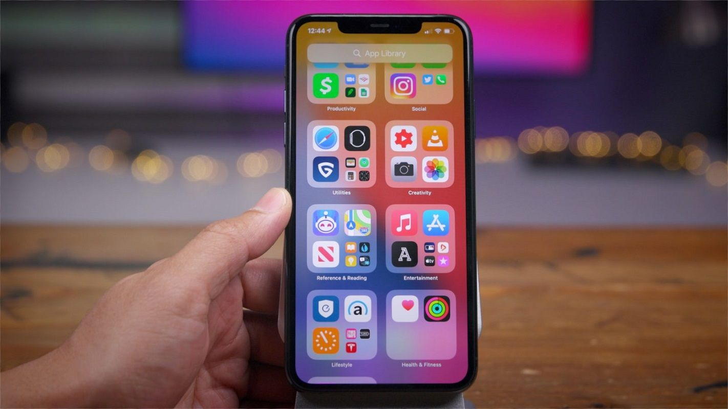 Beta 5 iOS 14 1