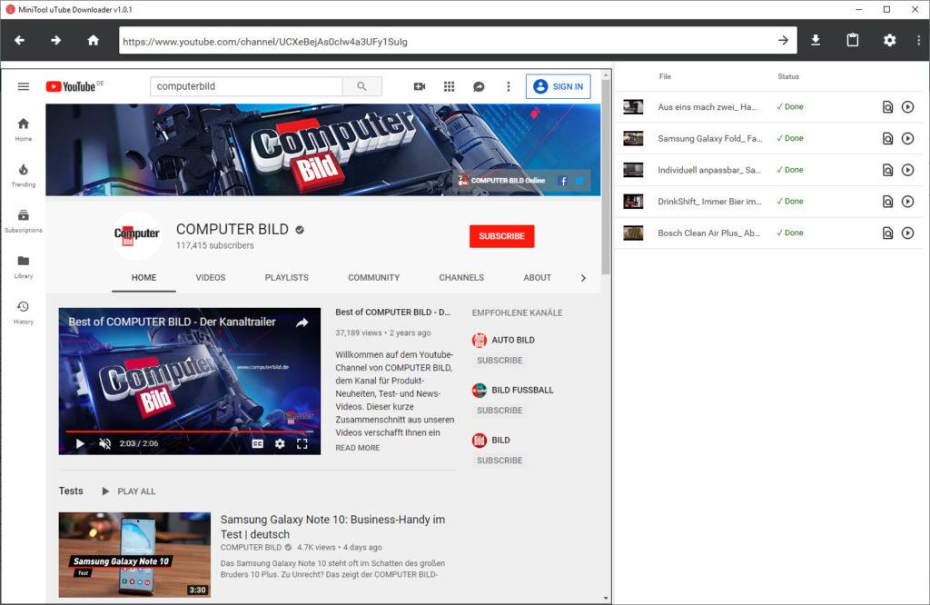 Cómo convertir vídeos de YouTube a WAV gratis en Windows