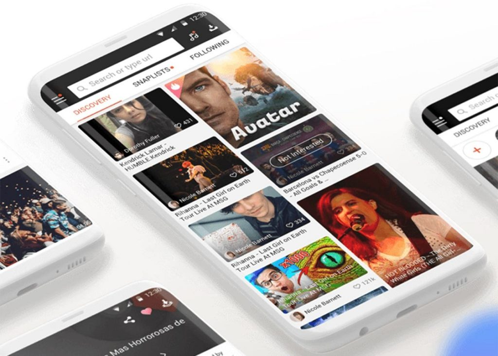 SnapTube Android 3
