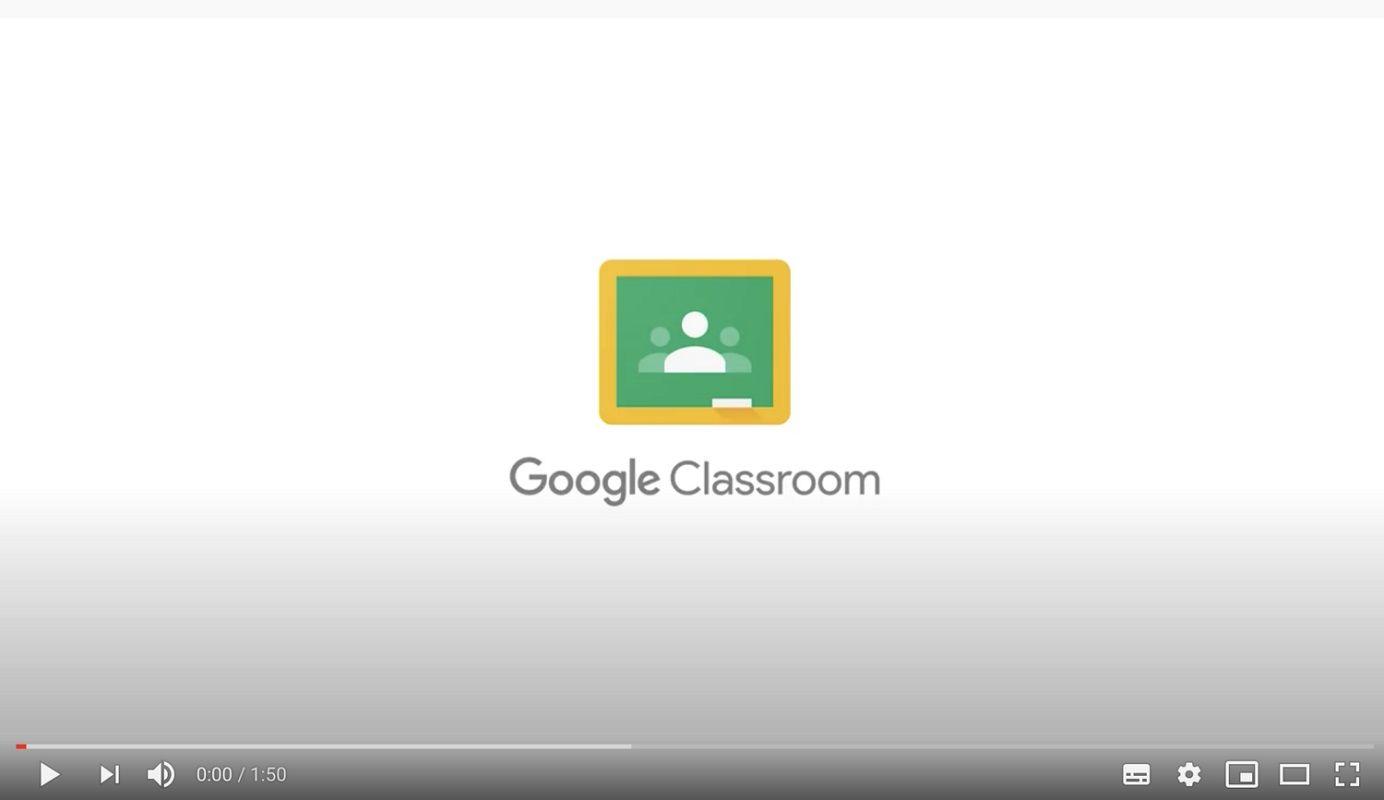 Consejos Google Classroom 1