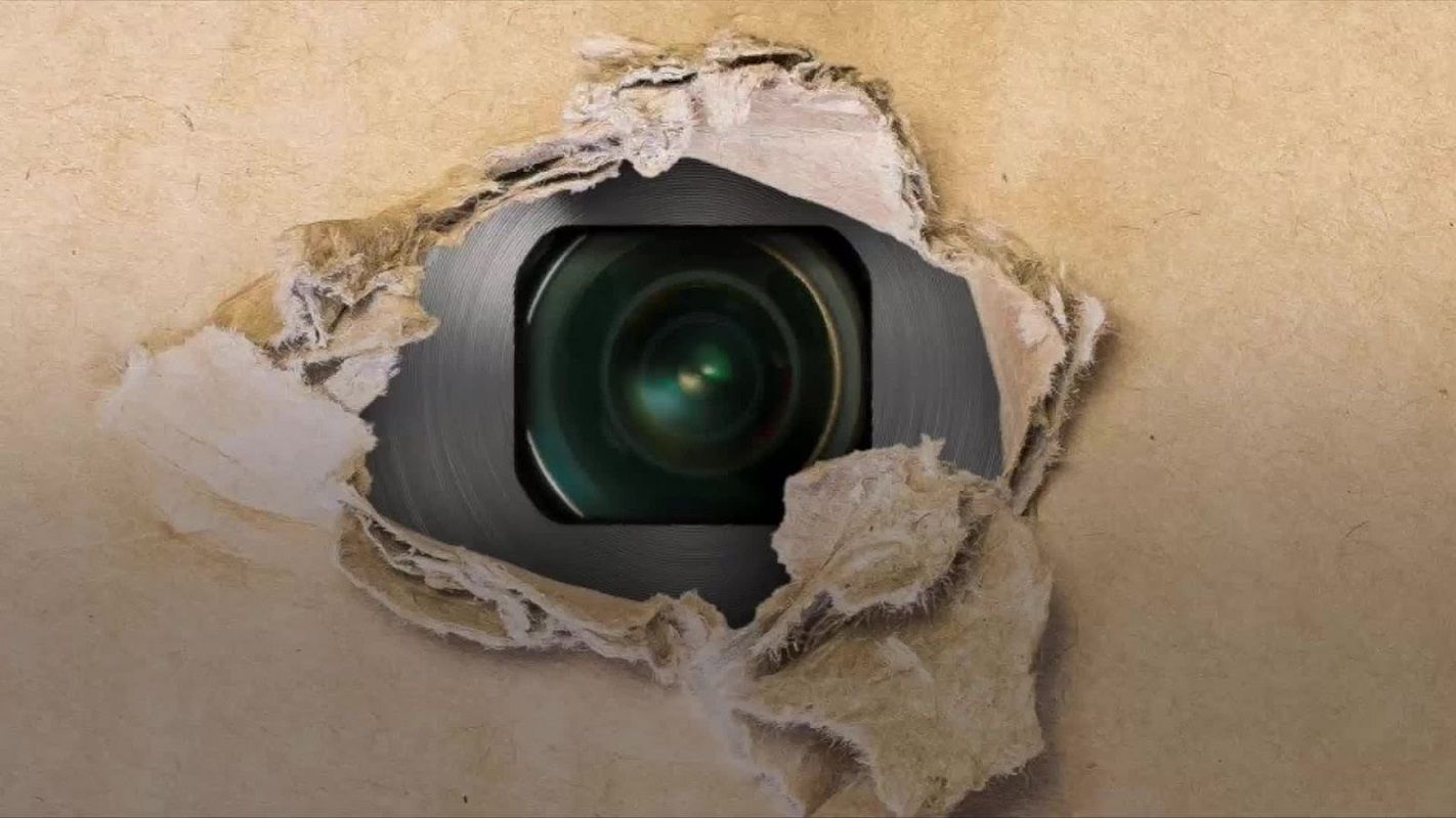 Detectar cámaras ocultas 1