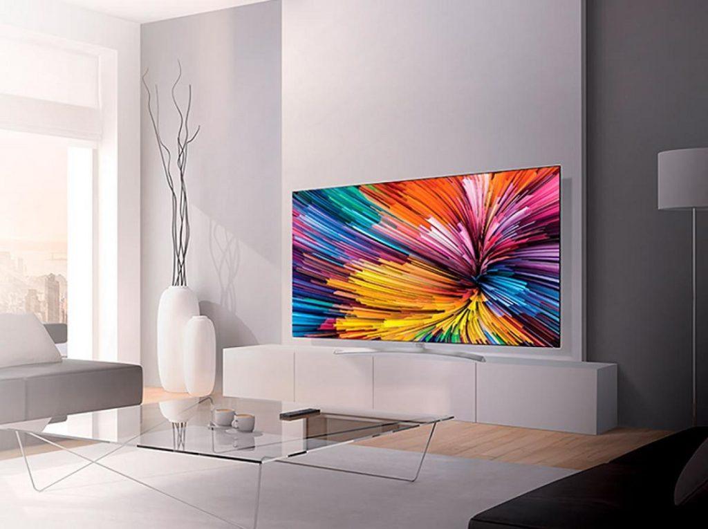 LCD LED OLED QLED 3