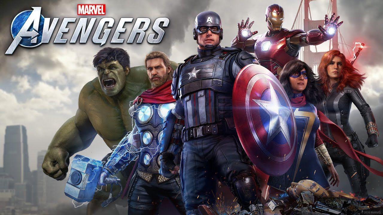 Marvel's Avengers fallos 1