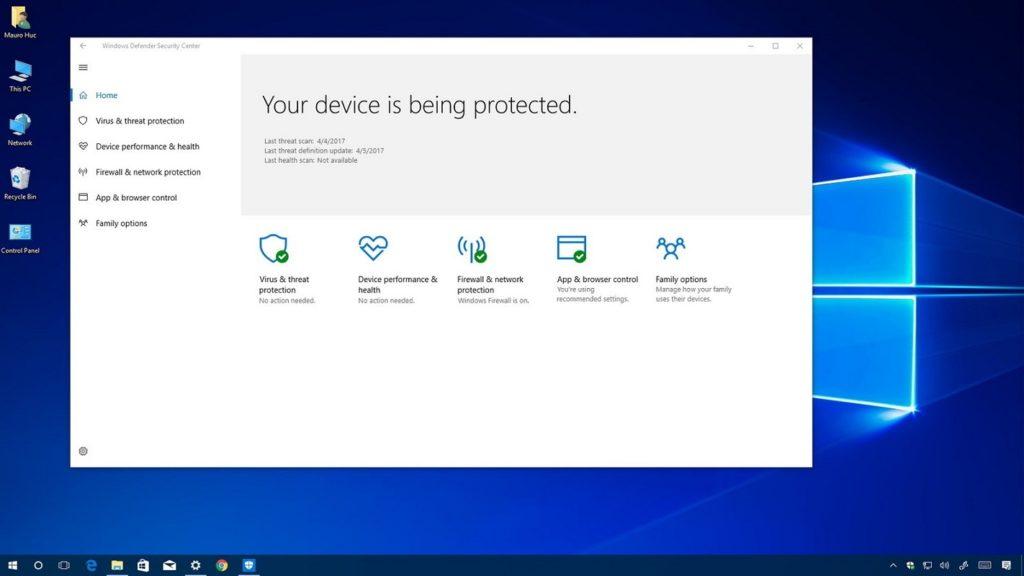 Windows Defender malware 3