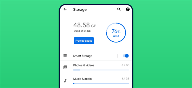 liberar espacio de almacenamiento en dispositivos Android
