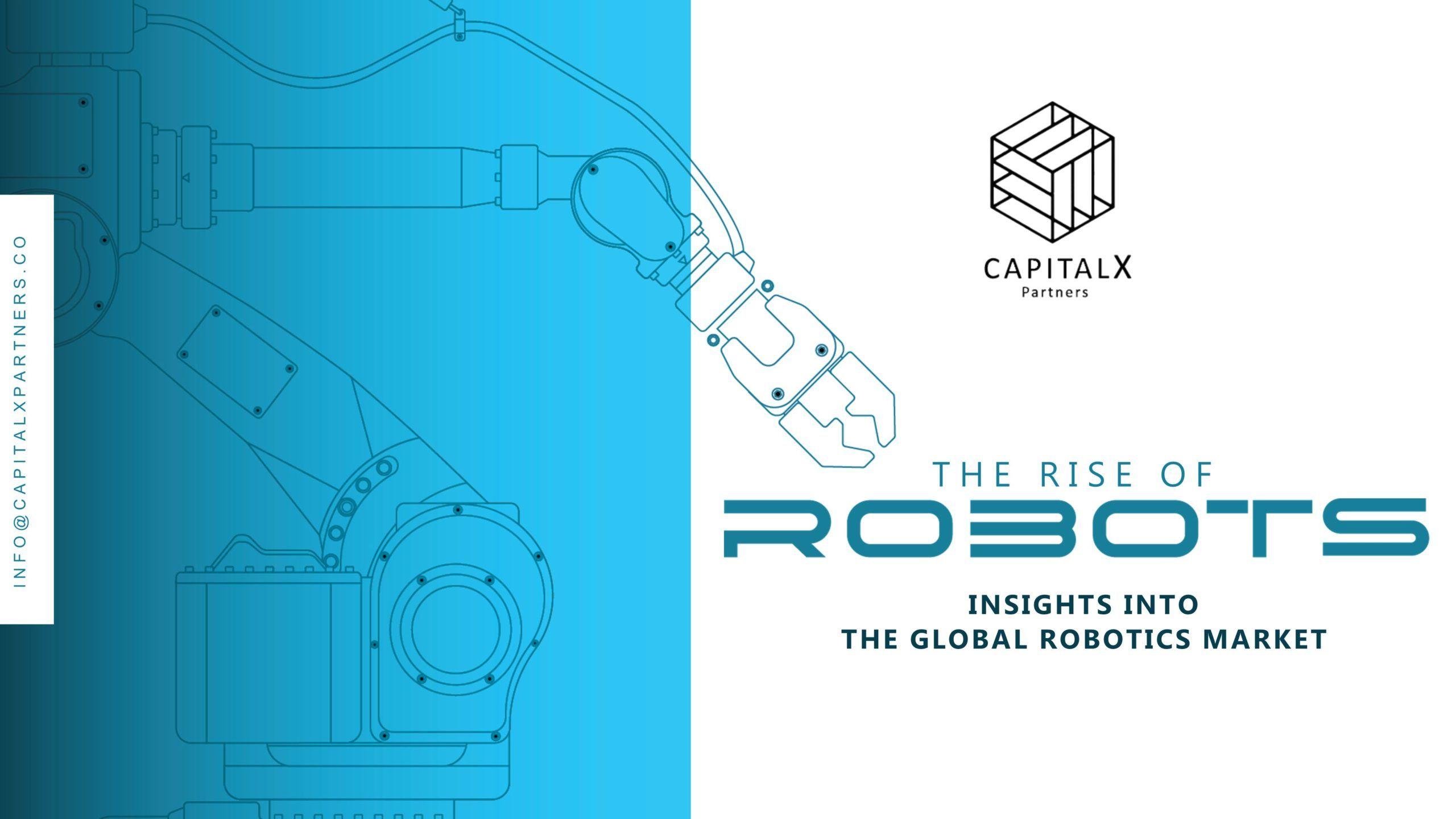 informacion global del mercado de la robotica