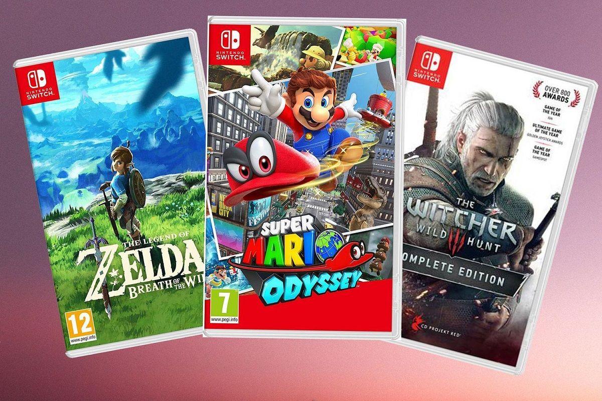 mejores juegos Nintendo Switch 1