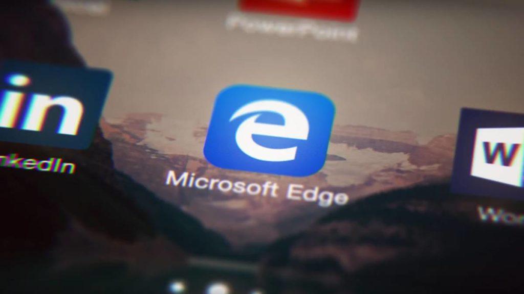 Cómo poner Microsoft Edge como navegador predeterminado en iPhone o iPad