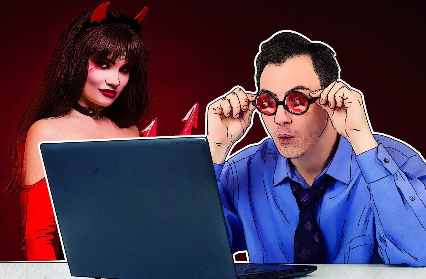 sitios webs adultos privacidad seguridad precaucion
