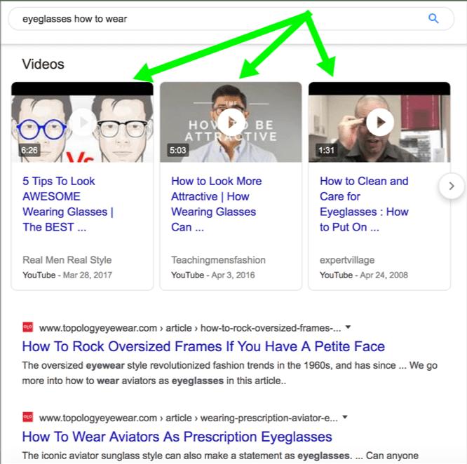 Cómo hacer que tus vídeos de YouTube aparezcan en el carrusel de vídeos de Google