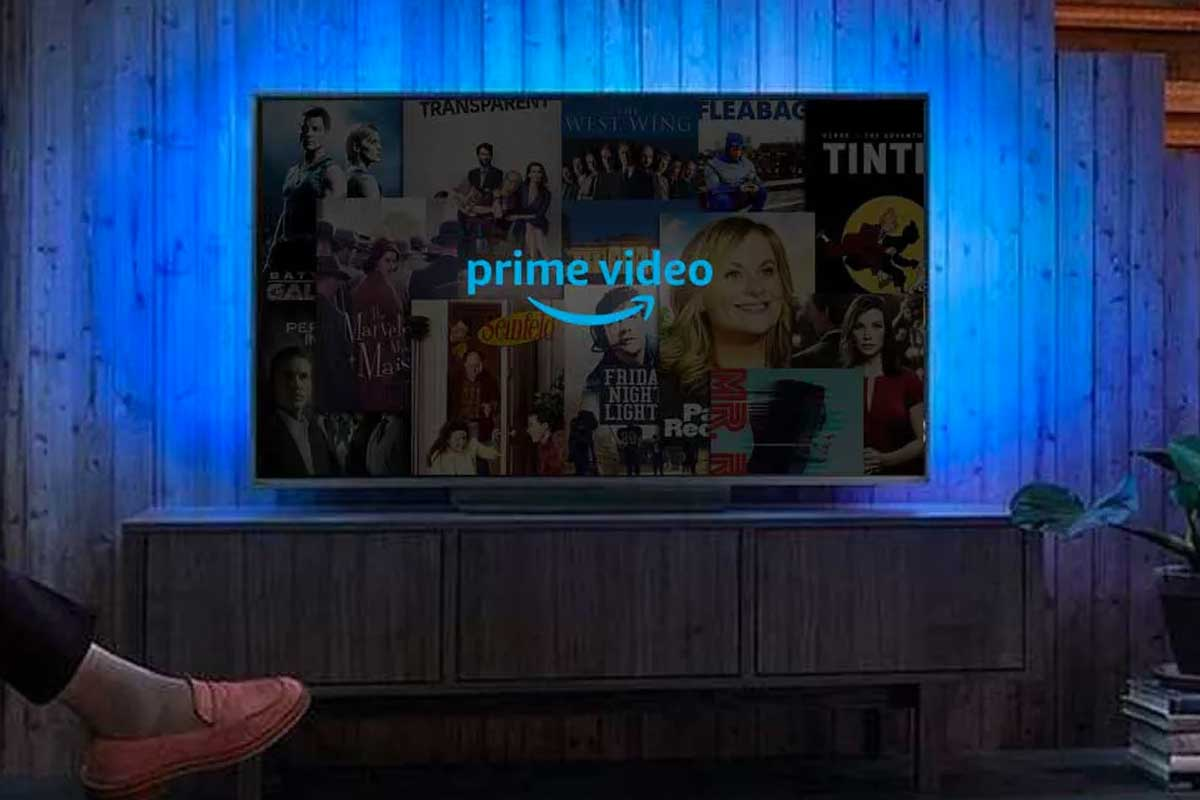 Amazon Prime Video error 1
