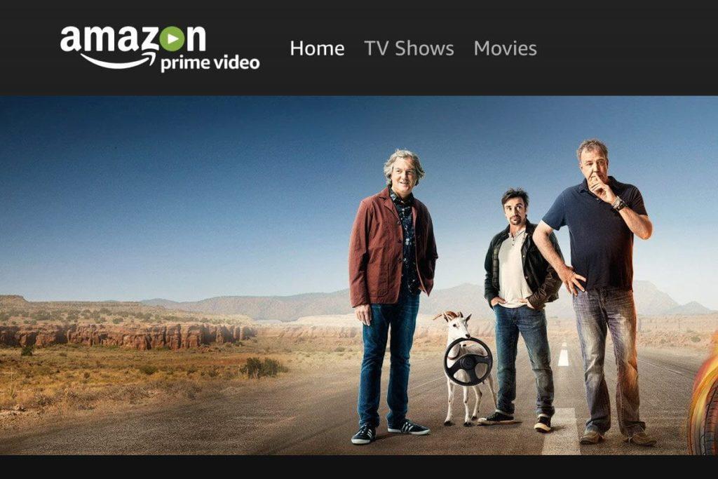 Amazon Prime Video error 1,5