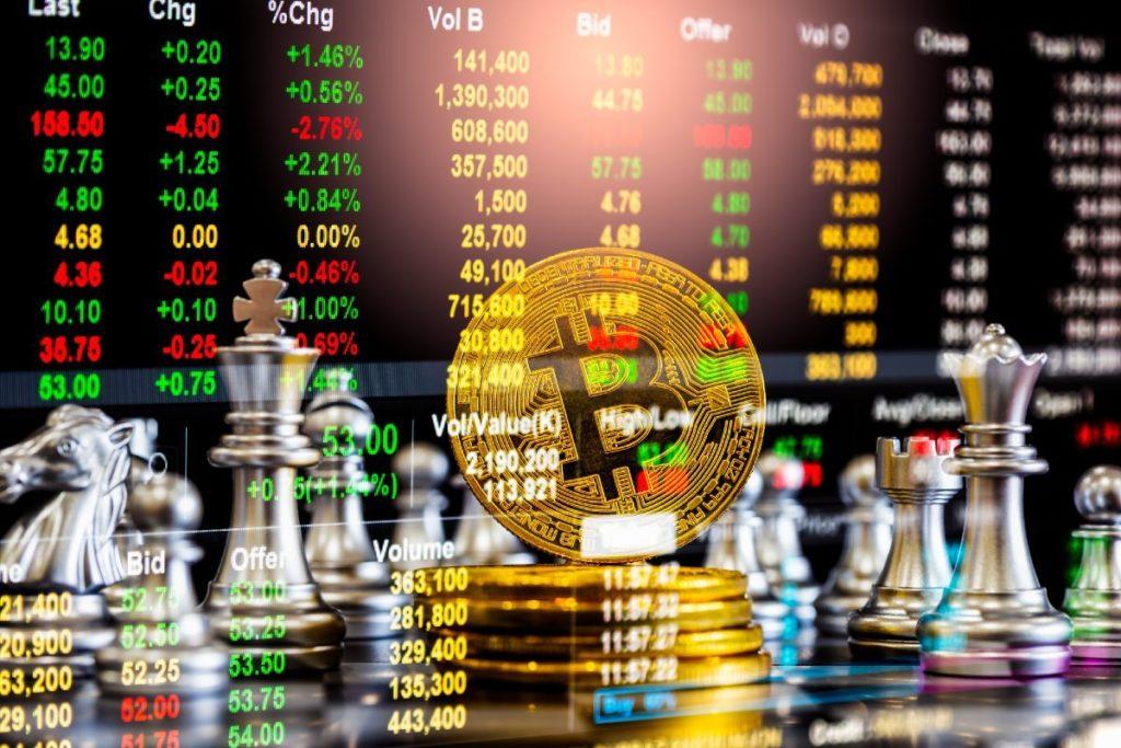 Bitcoin carrera alcista 3