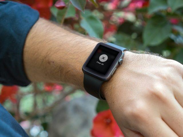¿Cómo borrar todas las notificaciones de tu Apple Watch?