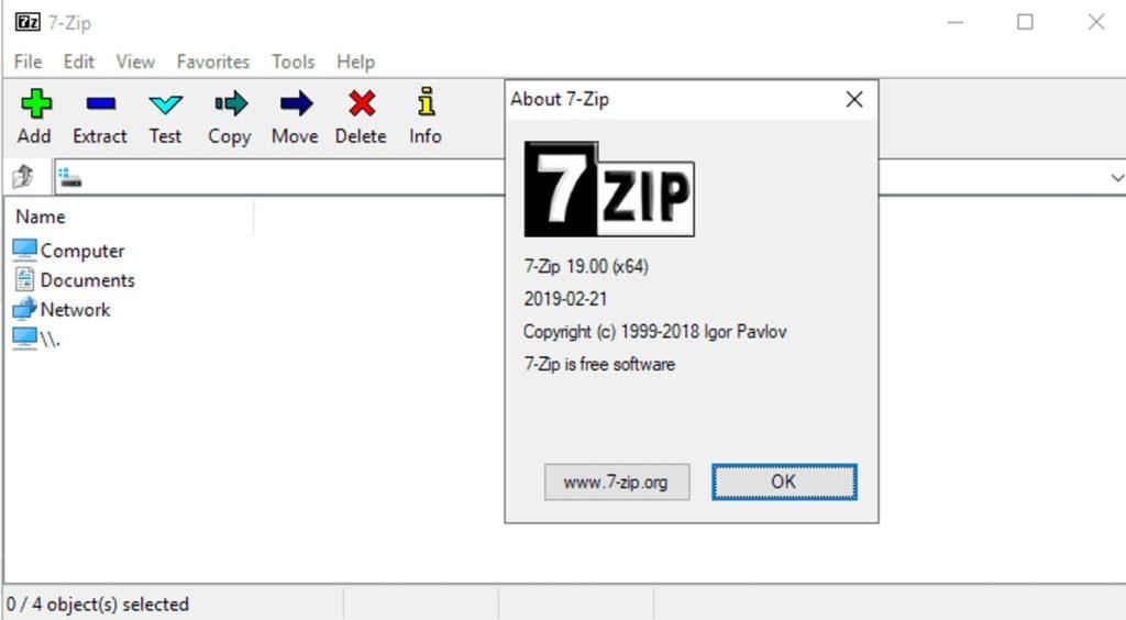 Fusionar ZIP Windows 10 2