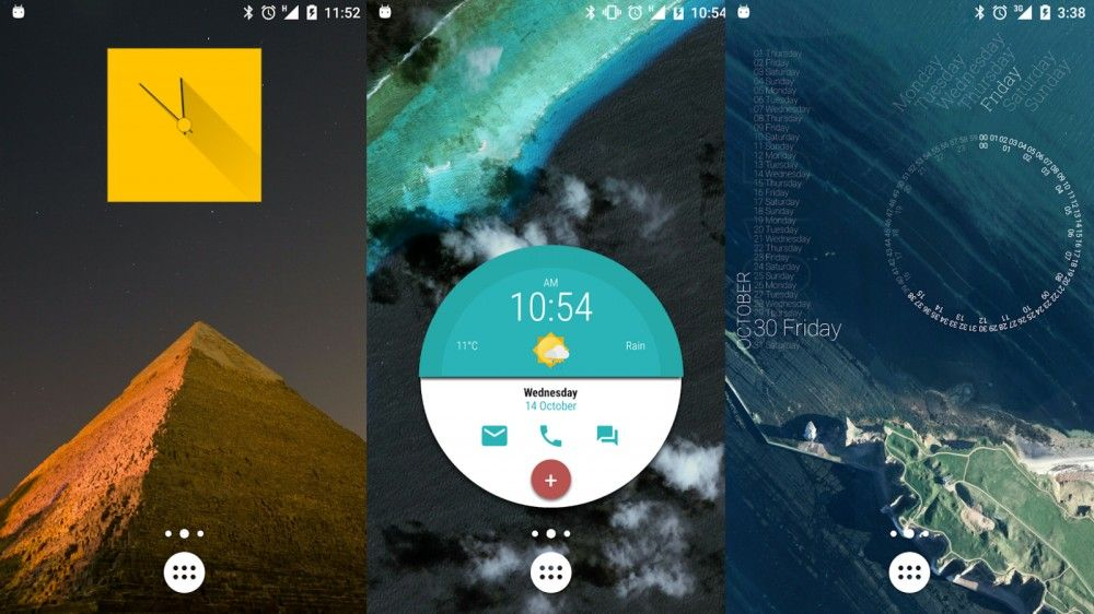 aplicación para crear widgets personalizable