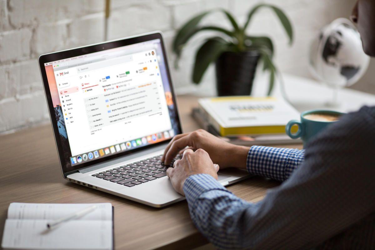 Organizar correos electrónicos 1