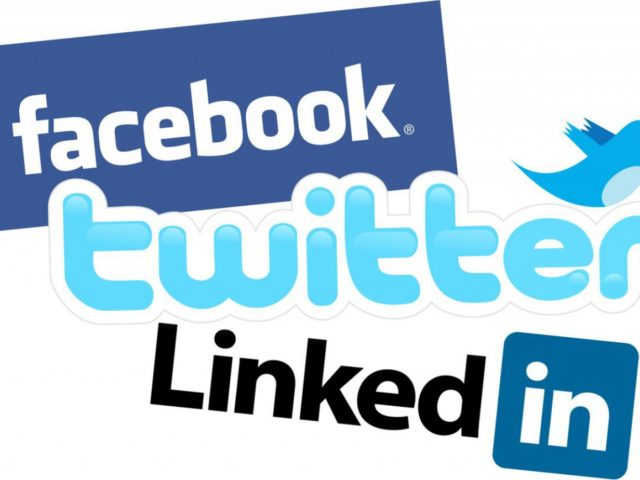 Cómo cambiar el correo electrónico en Twitter, Facebook y LinkedIn