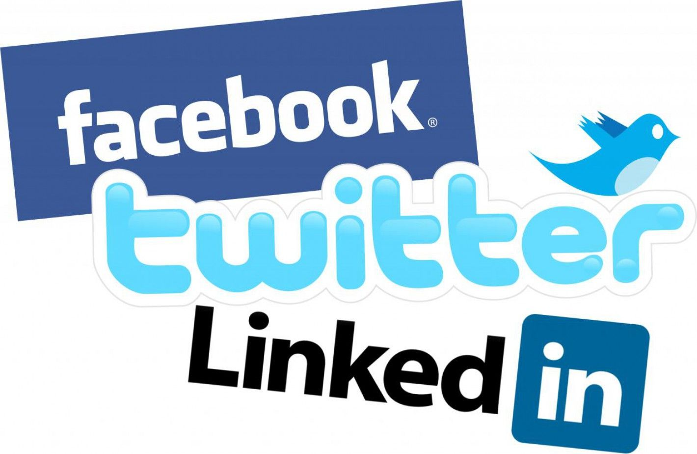 cambiar correo electronico Twitter, Facebook, LinkedIn