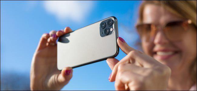 iOS 14 nos ayuda a tomar mejores fotos