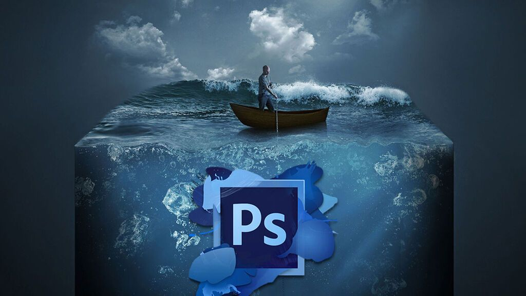 aprende como usar objetos inteligentes en photoshop