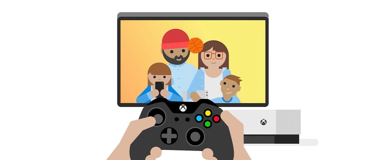 aprende a usar y configurar xbox family settings