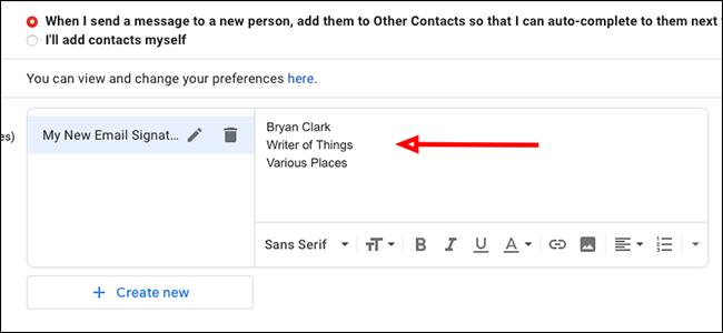 Cómo agregar o añadir una firma en Gmail en PC o dispositivos móviles