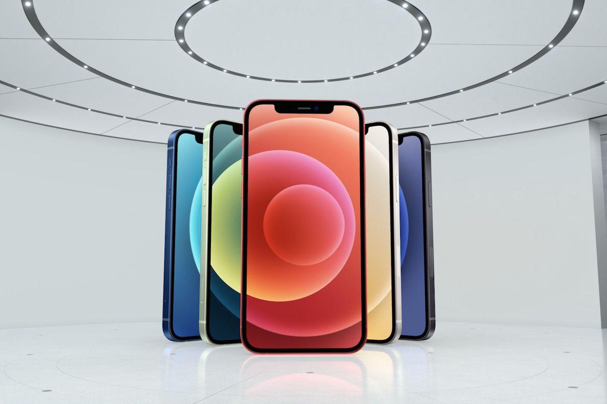 iPhone 12 5G 2