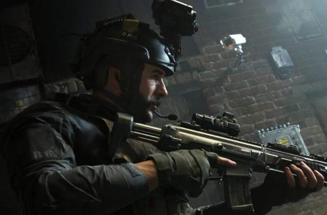 El último parche de Call of Duty: Modern Warfare puede reducir 129 GB
