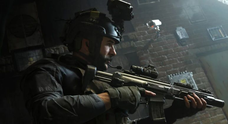 último parche Modern Warfare