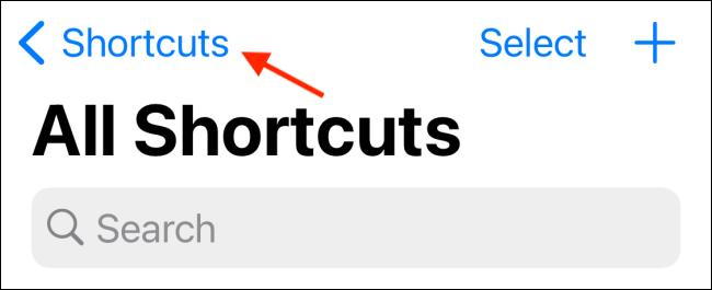 como organizar accesos directos en carpetas en iphone ipad iOS