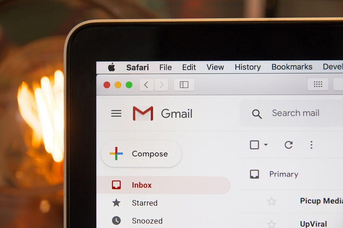 Bloquear correos Gmail 1