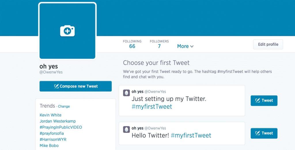 Cambiar nombre mostrar Twitter 3