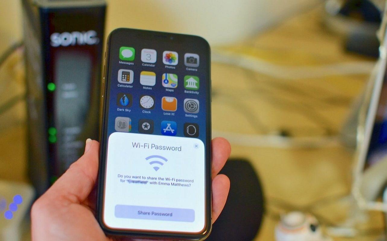 Compartir WiFi portátil 1