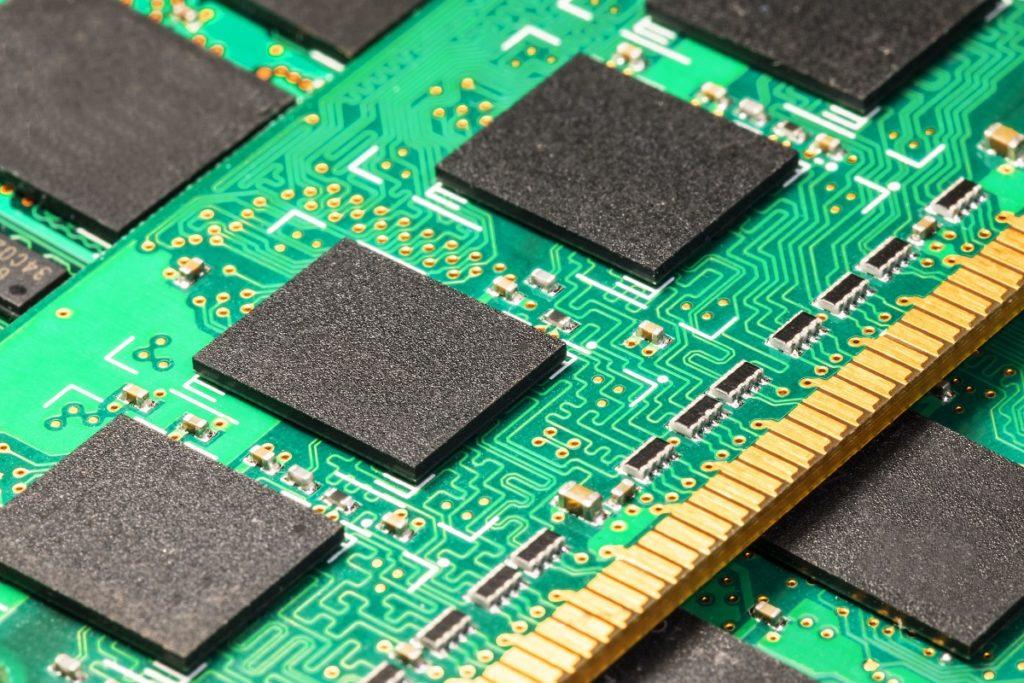 Memoria RAM saber 3
