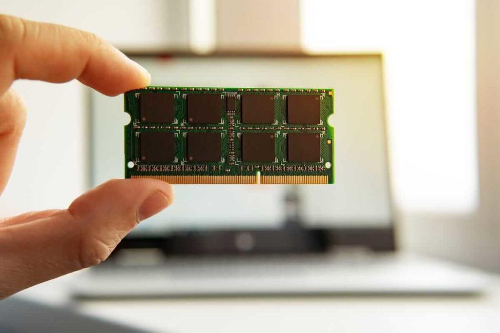 Memoria RAM 4