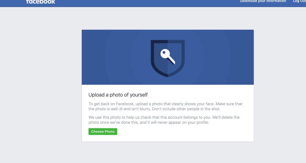Anonymous Facebook Profile 2