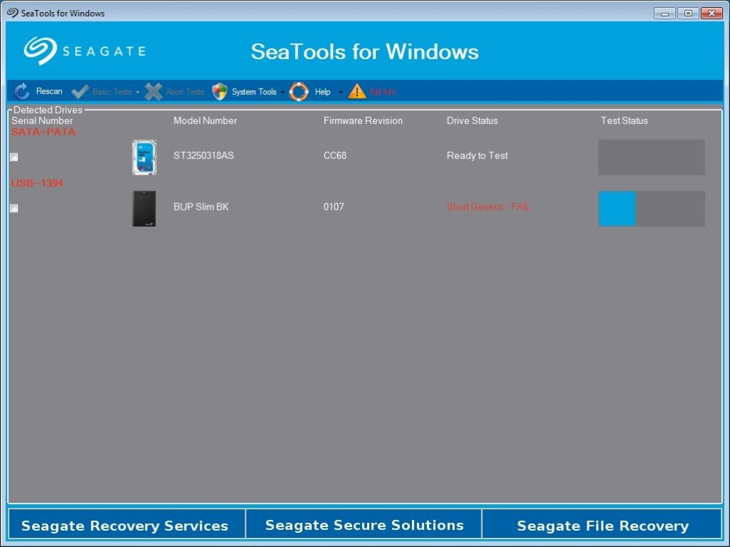 Programas estado SSD HDD 5