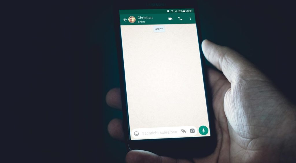 WhatsApp mensajes efímeros 5