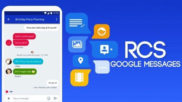 Cómo activar los mensajes RCS ¡SMS al estilo WhatsApp!