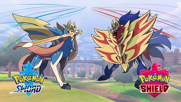 intercambiar Pokémon en Pokémon Sword and Shield, Espada y Escudo
