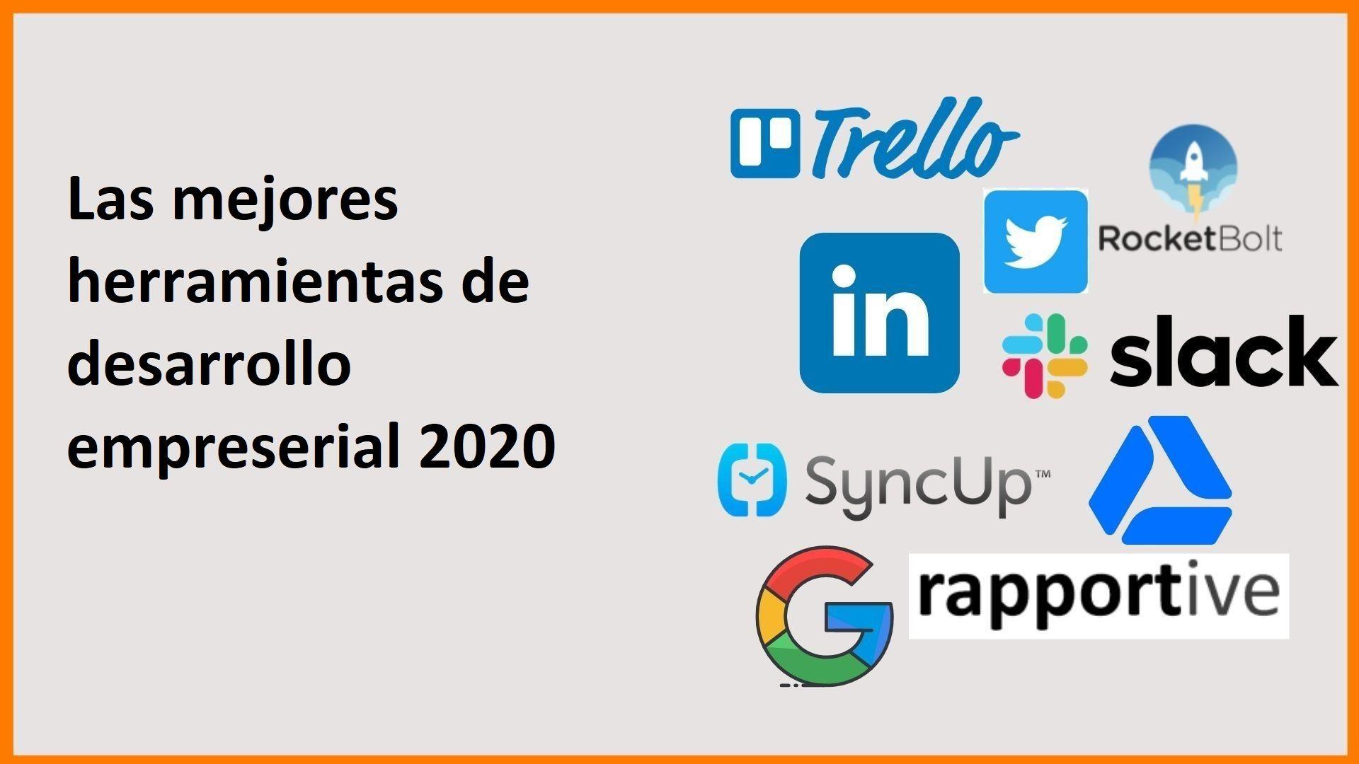 Mejores herramientas de desarrollo empresarial 2020