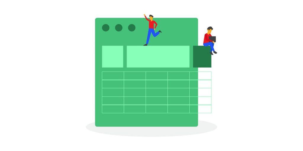 ¿Cómo rotar texto en la aplicación Google Sheets?
