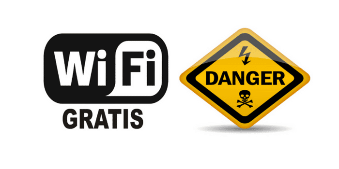 Seguridad en red Wifi pública