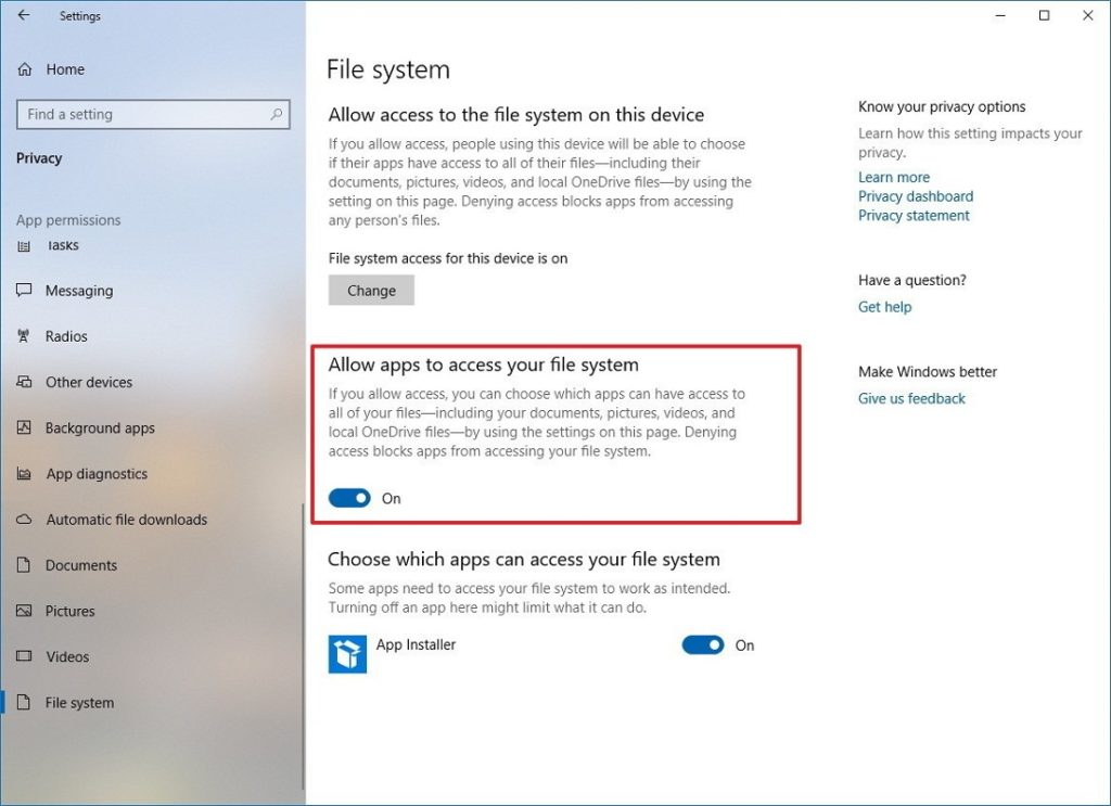 Cambiar permisos archivos Windows 4