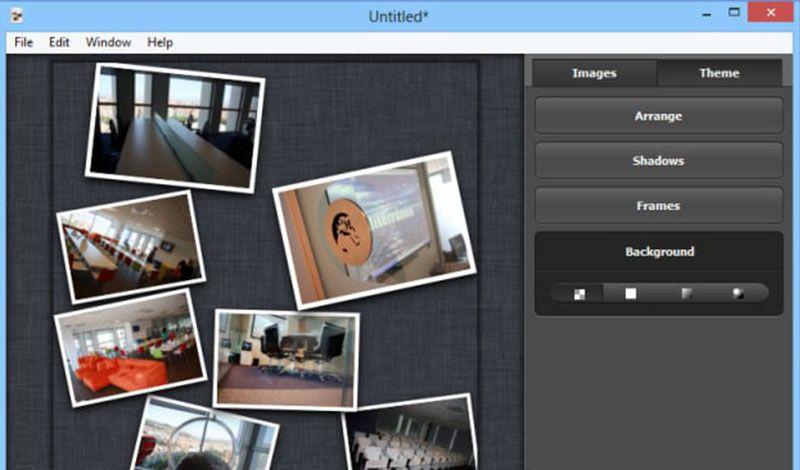 Collagerator para crear hermoso collages de todas tus fotos