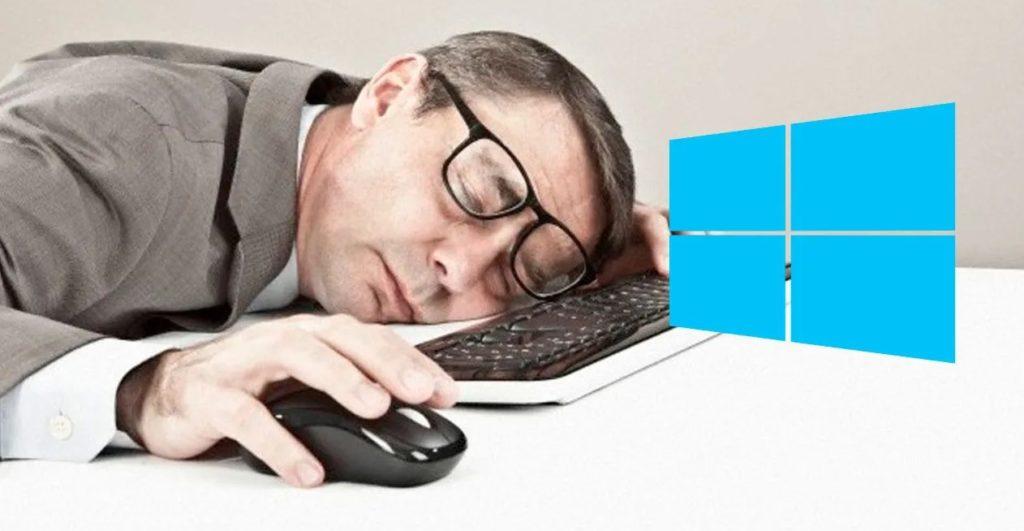 Cómo activar o desactivar la suspensión híbrida en Windows 10