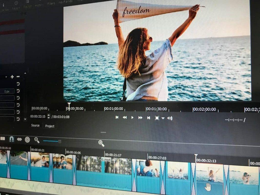Crear vídeos app Fotos 1